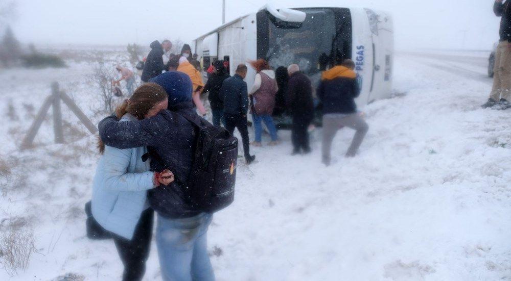 Konya'da 2 tur otobüsü devrildi: 1 Rus turist öldü - Sayfa 4