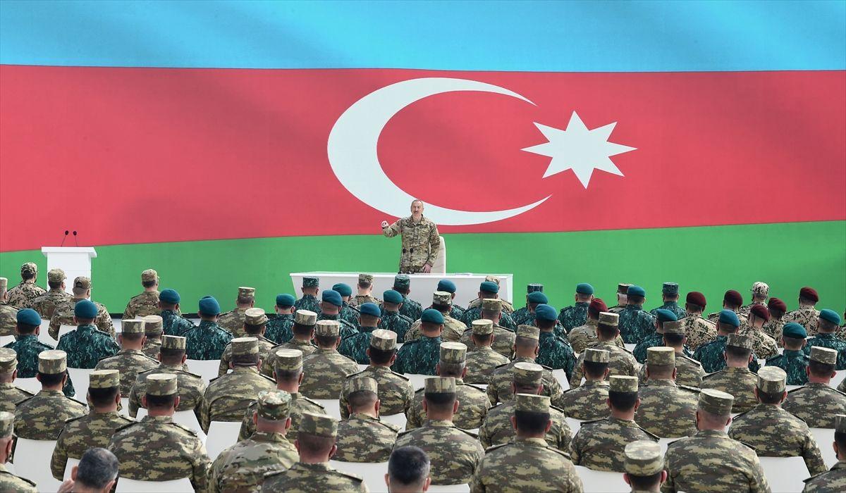 Azerbaycan'da 'Savaş Ganimetleri Müzesi' açıldı - Sayfa 1