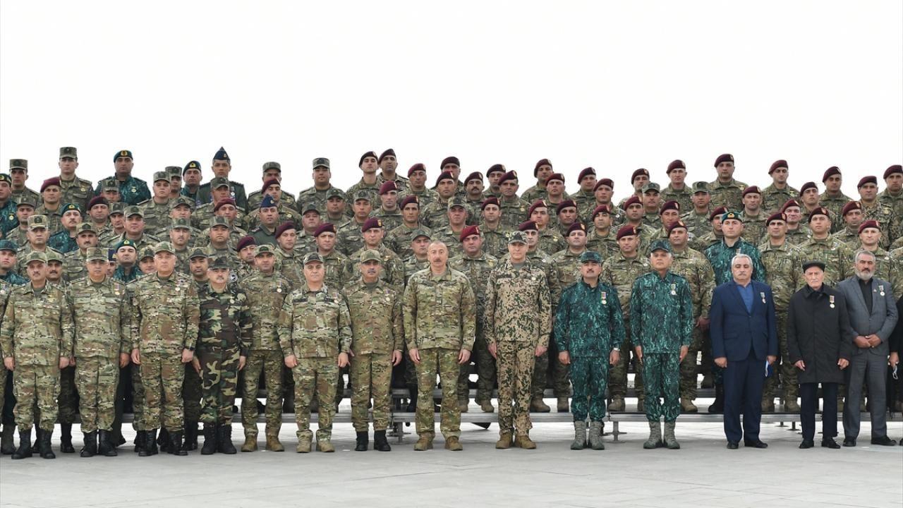 Azerbaycan'da 'Savaş Ganimetleri Müzesi' açıldı - Sayfa 3