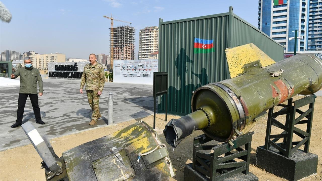 Azerbaycan'da 'Savaş Ganimetleri Müzesi' açıldı - Sayfa 4