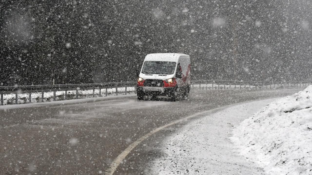 Kars'ta kar yağışı - Sayfa 1