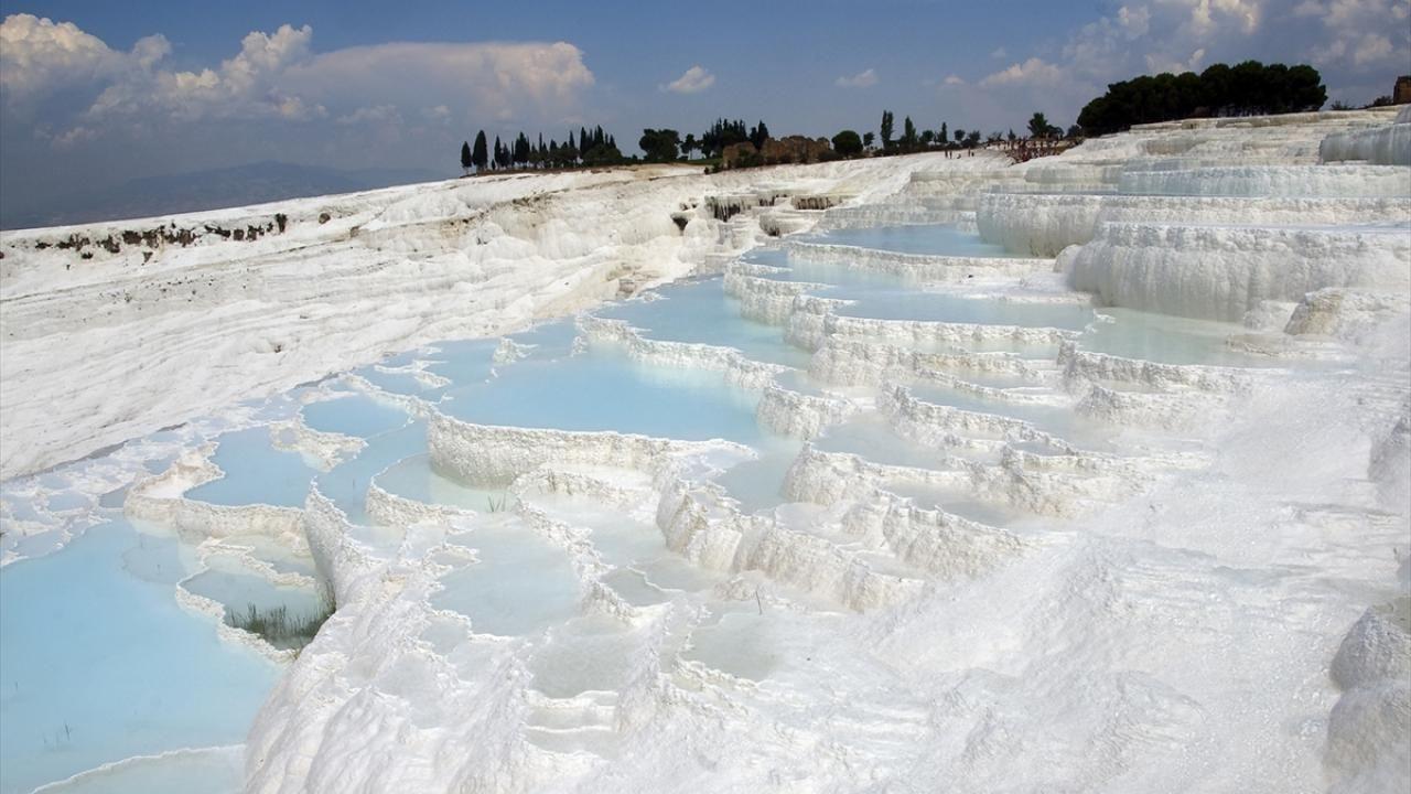 Pamukkale Belediyesi turizm yatırımlarına devam edecek - Sayfa 1