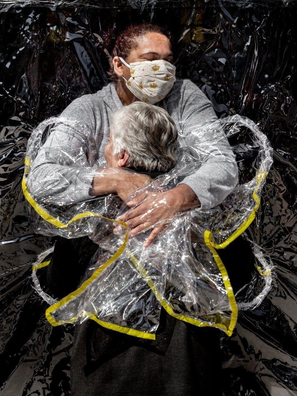 Yılın en çarpıcı fotoğrafları seçildi (World Press Photo Awards 2021) - Sayfa 1