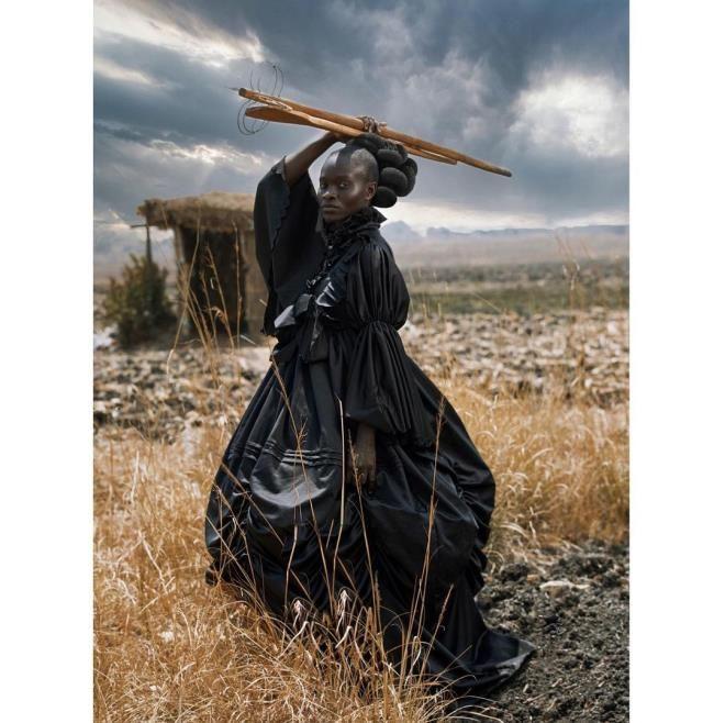 """Sony 2021 Dünya Fotoğraf Ödülleri'ni kazananlar belli oldu! Birinciliği """"Afrikalı Viktoryen"""" portresi aldı - Sayfa 1"""