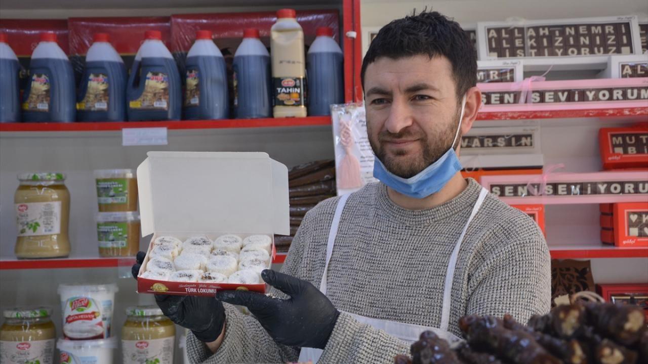 Ramazan ayında 'hurmalı lokum' satışları arttı - Sayfa 3