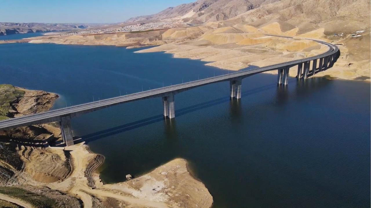 Hasankeyf-2 köprüsü hizmete açıldı - Sayfa 3