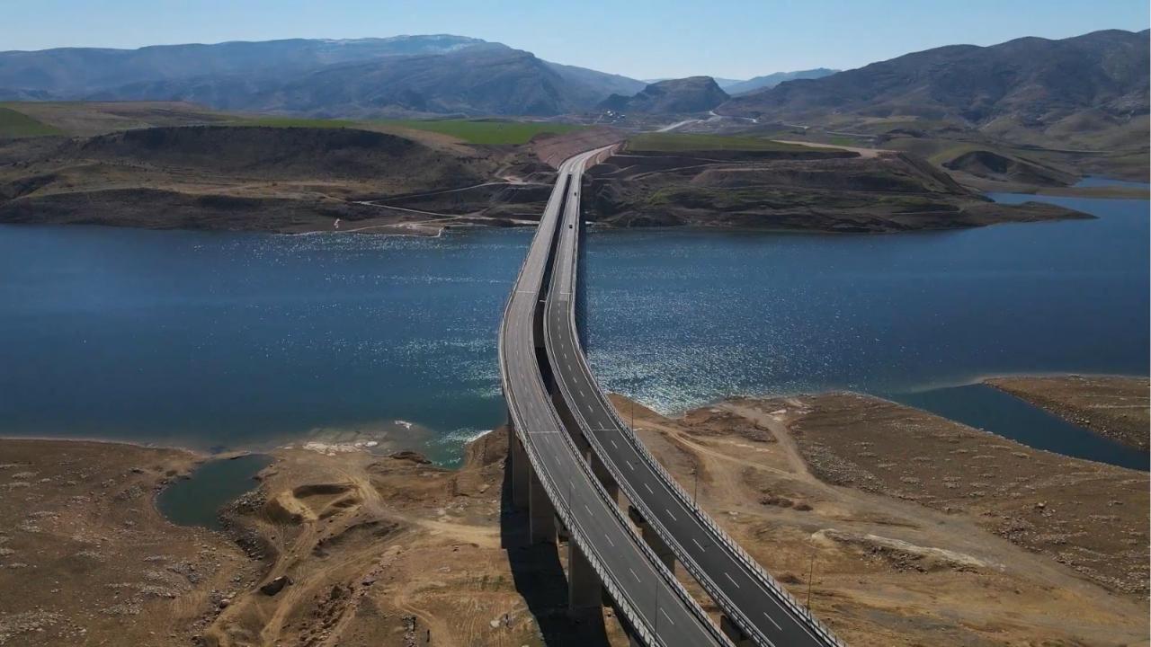 Hasankeyf-2 köprüsü hizmete açıldı - Sayfa 4