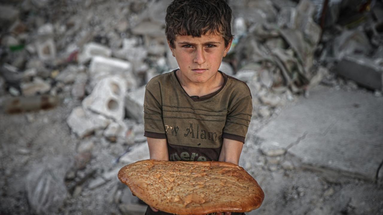 İdlib'de ramazan - Sayfa 1
