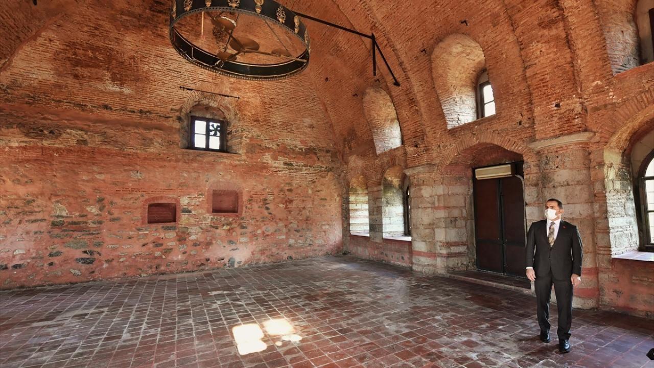 Tarihi Esgher Sinagogu kütüphane oluyor - Sayfa 3