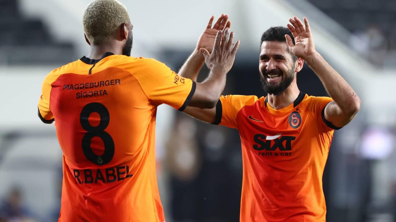Galatasaray, Gençlerbirliği'ni deplasmanda 2-0 mağlup etti