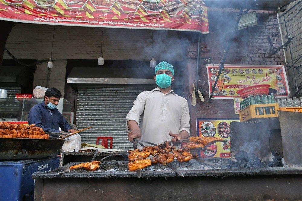 Pakistan'ın sokak lezzetleri - Sayfa 1