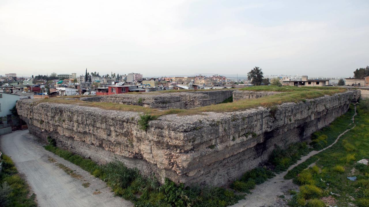 Donuktaş Roma Tapınağı turizme kazandırılmayı bekliyor - Sayfa 3