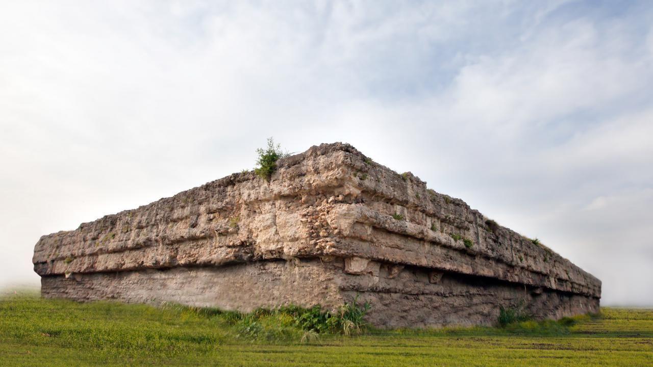 Donuktaş Roma Tapınağı turizme kazandırılmayı bekliyor - Sayfa 4