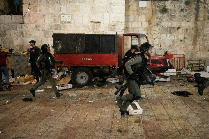 Her bir karede vahşet var: İşte İsrail zulmünün fotoğrafları - Sayfa 1