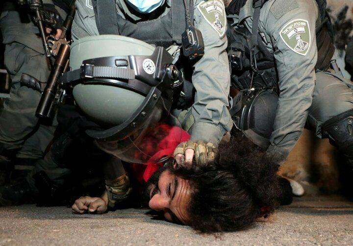 Her bir karede vahşet var: İşte İsrail zulmünün fotoğrafları - Sayfa 4