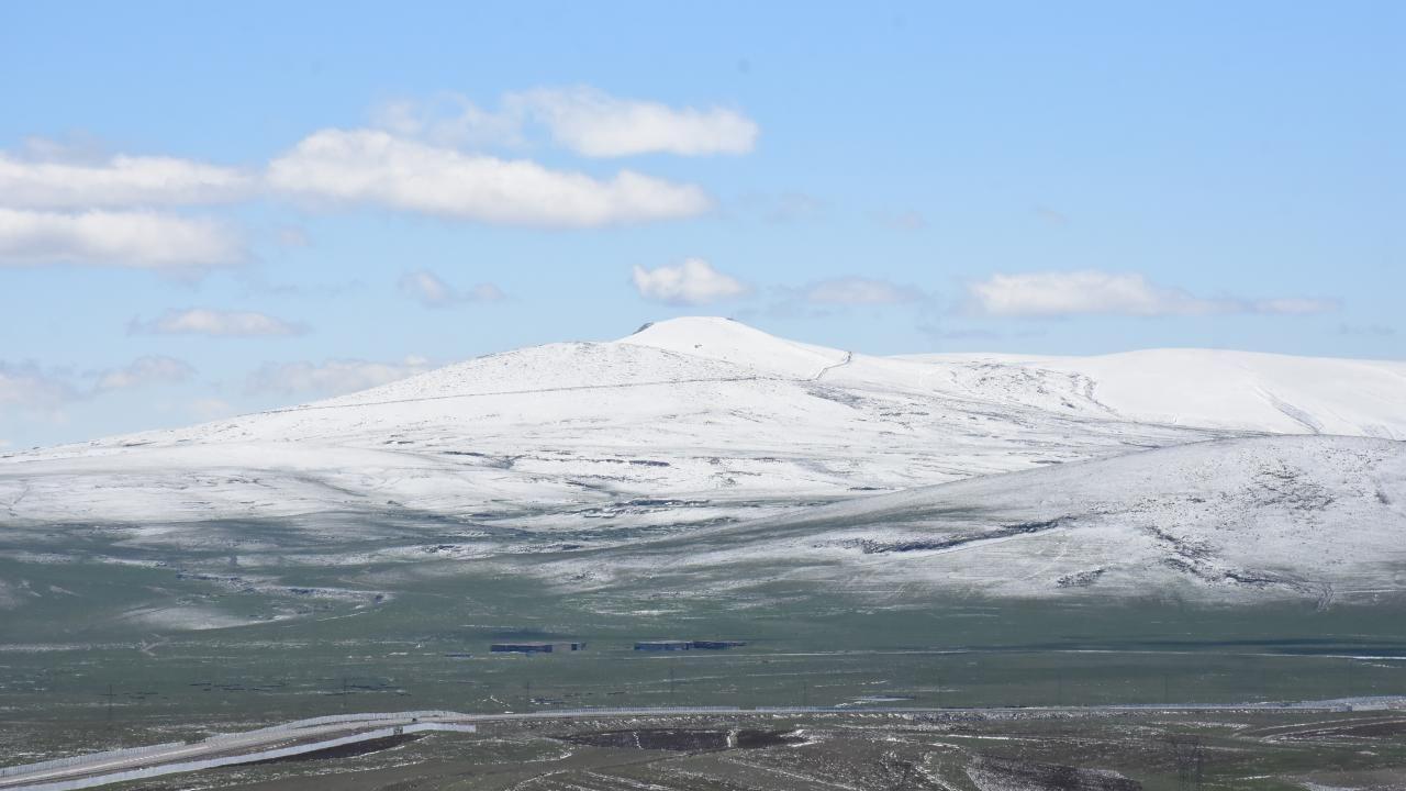 Mayıs ayında kar manzaraları - Sayfa 1