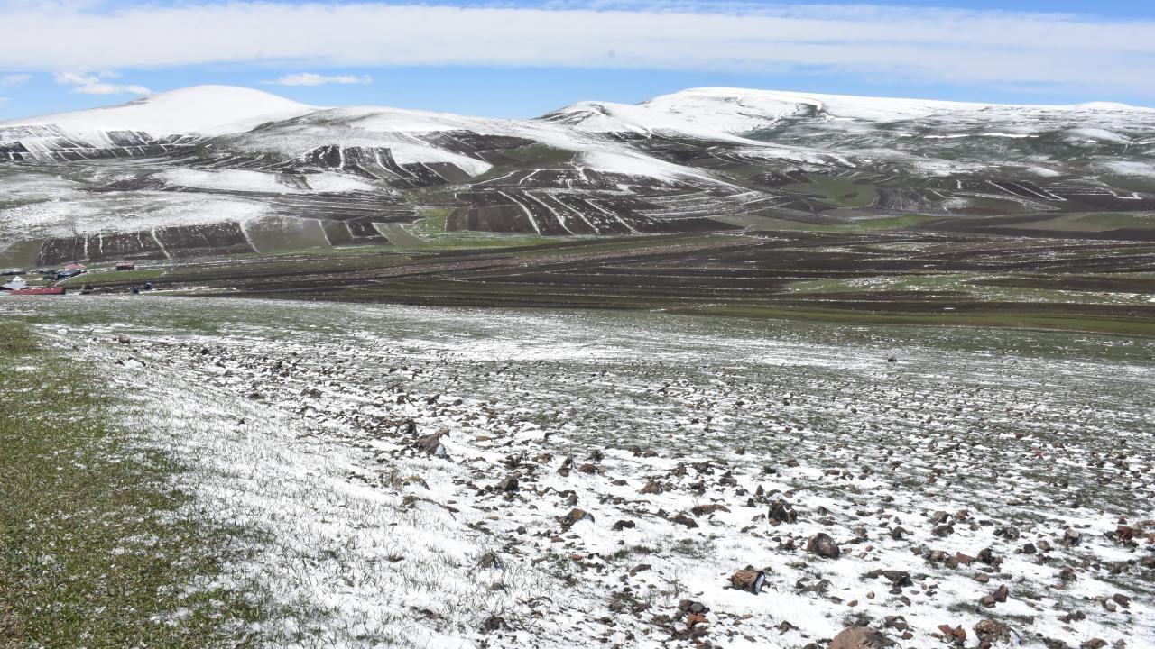 Mayıs ayında kar manzaraları - Sayfa 4