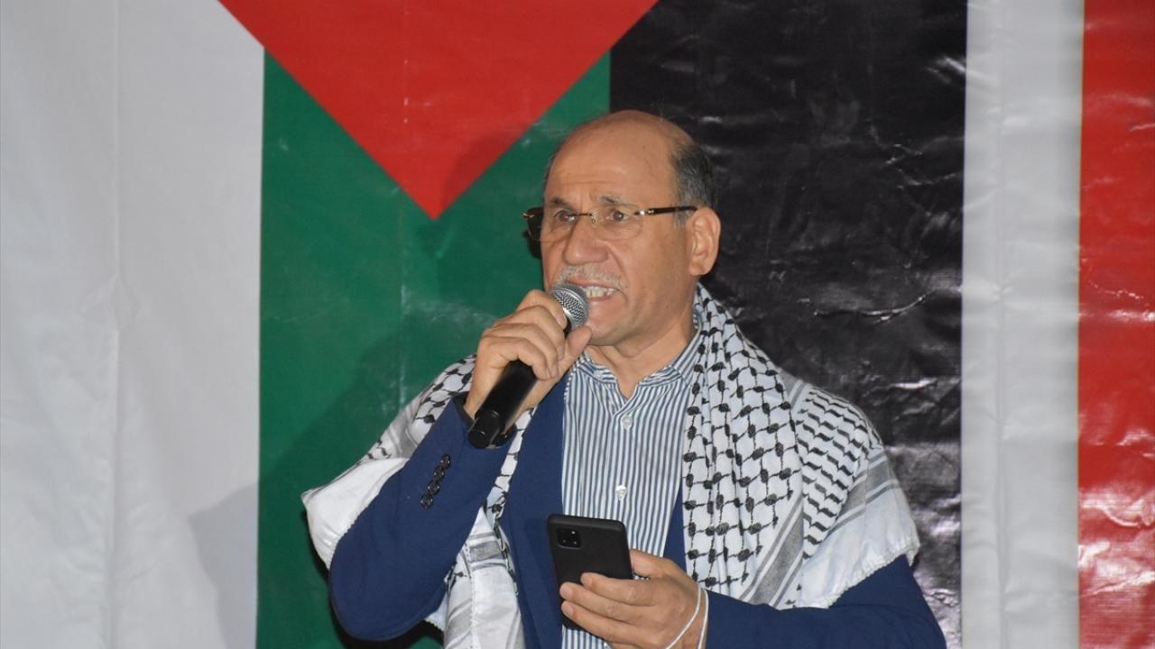 İsrail'in Mescid-i Aksa saldırıları yurt genelinde protesto edildi - Sayfa 4