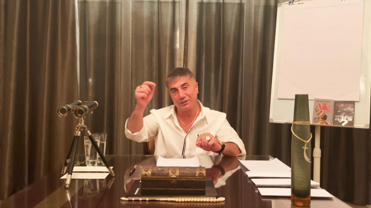 Sedat Peker'den 9. video: Sezgin Baran Korkmaz hakkında açıklamalar