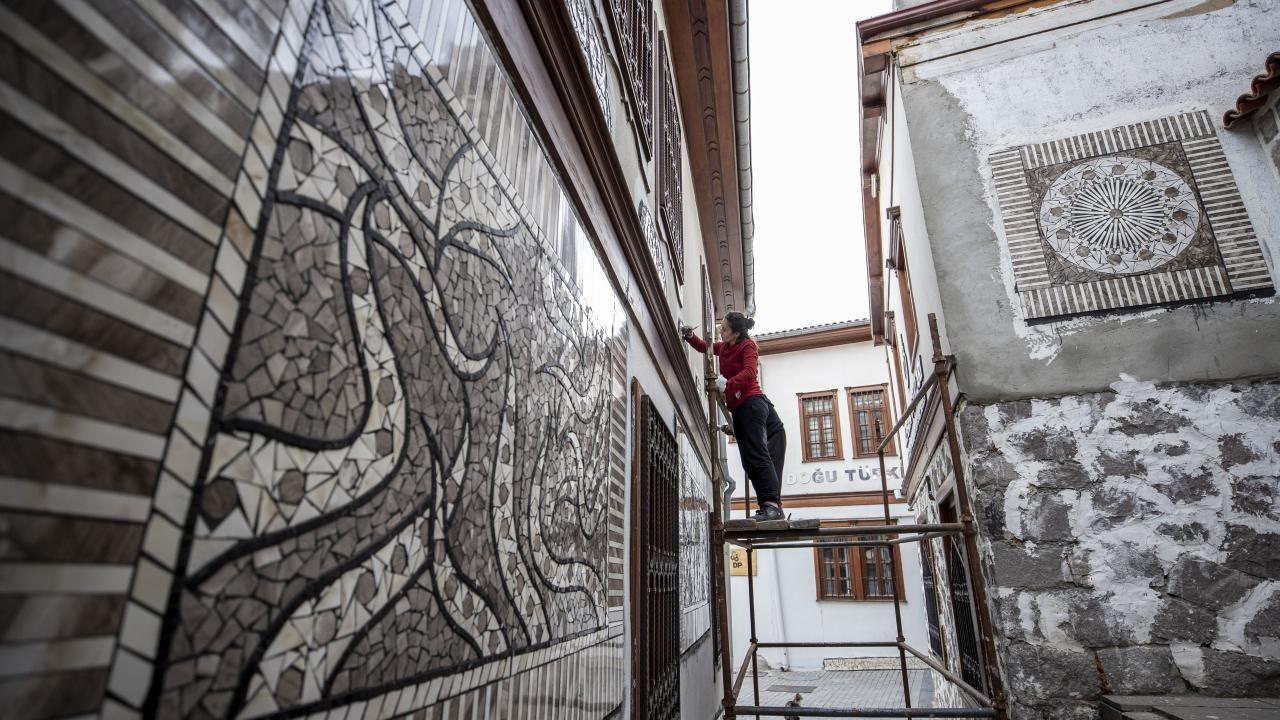 Sanatçı Menekşe Bilgiç'in eserleri, Fener Sokak duvarlarını süsleyecek - Sayfa 4
