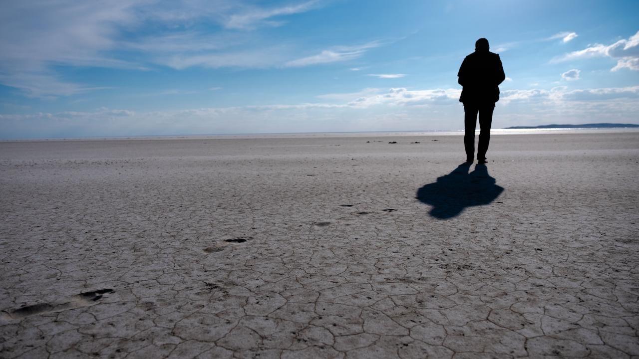 Kuraklık tehlikesi altındaki Tuz Gölü küçülüyor - Sayfa 3