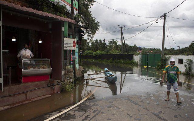 Sri Lanka'da sel felaketi: Ölü sayısı 14'e çıktı! - Sayfa 2