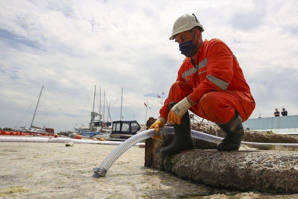 Marmara Denizi Eylem Planı: Müsilaj (Deniz salyası) temizliği başladı - Sayfa 2