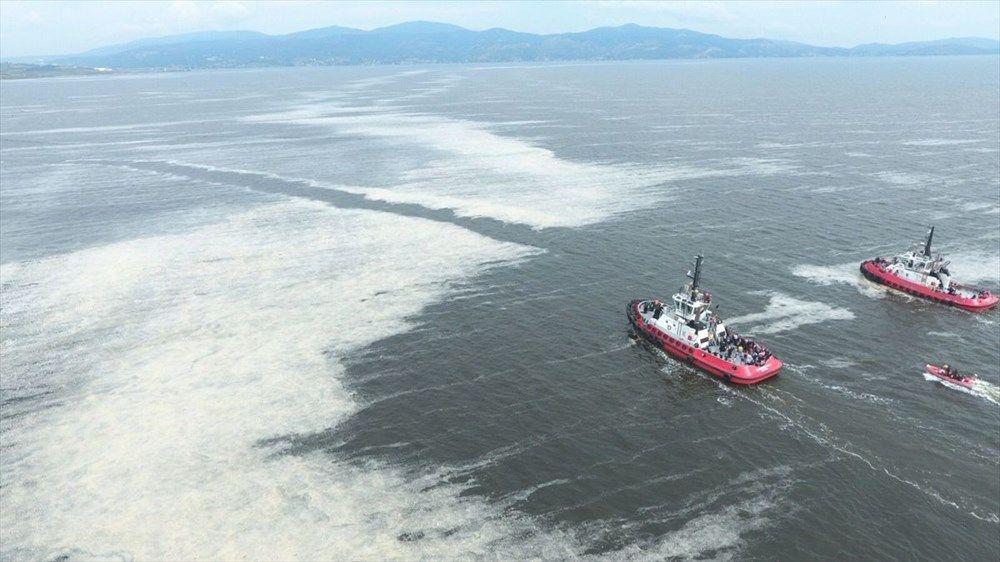 Marmara Denizi Eylem Planı: Müsilaj (Deniz salyası) temizliği başladı - Sayfa 3