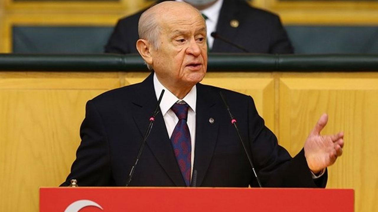 MHP Lideri Bahçeli: HDP'nin kapatılması AYM'nin namus borcudur