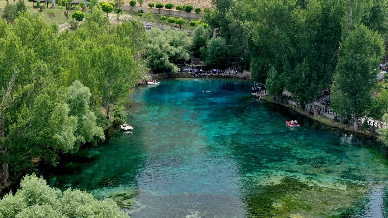 Doğal akvaryum: Gökpınar Gölü - Sayfa 1