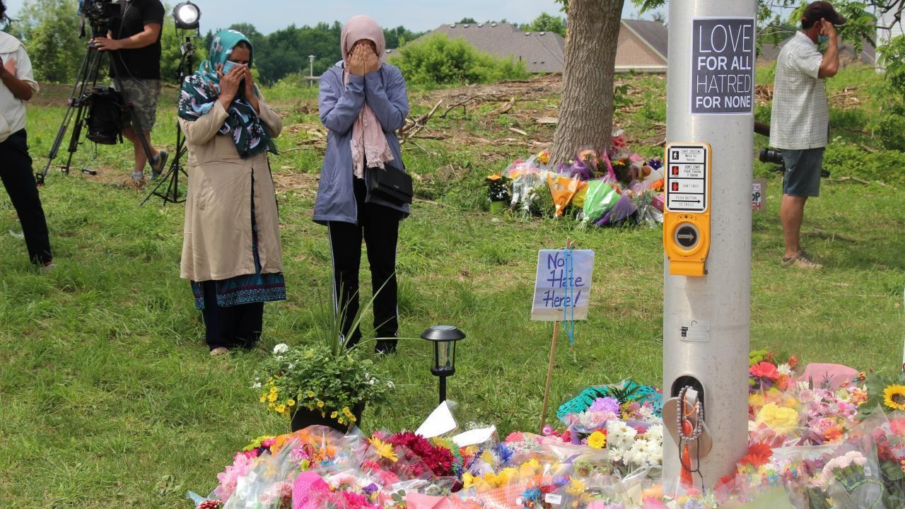 Kanada'daki ırkçı saldırıda hayatını kaybedenler anıldı - Sayfa 2