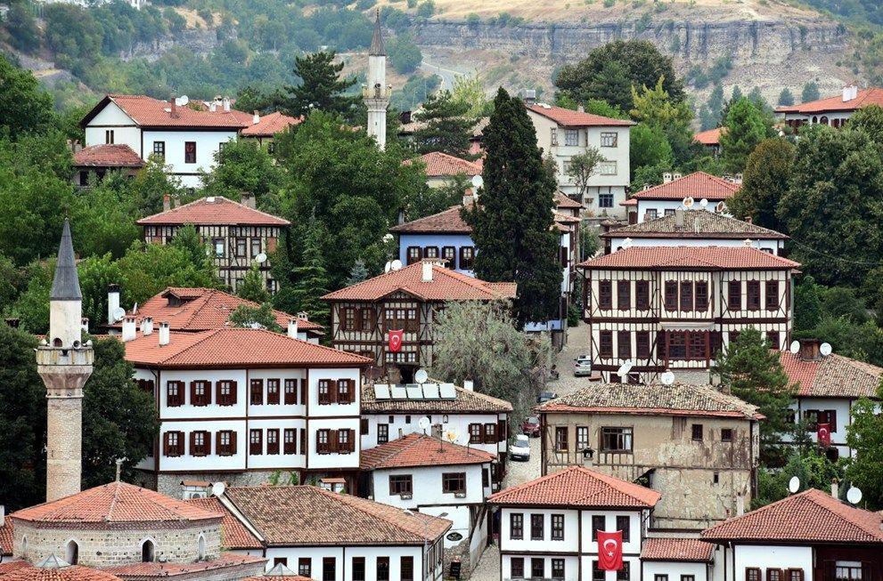 46 yıldır özenle korunuyor: Osmanlı mirası Safranbolu - Sayfa 2