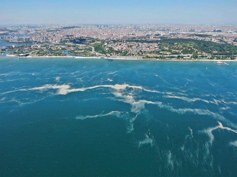 İstanbul sahillerinde kilometrelerce müsilaj hattı - Sayfa 3