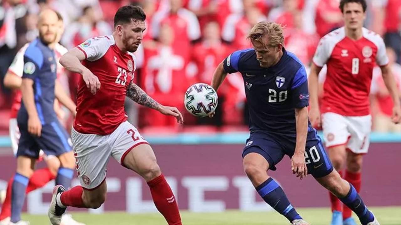 Danimarka - Finlandiya maç sonucu: 0-1