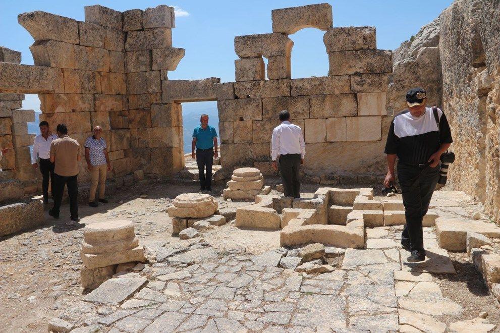 Mersin'de tarihin binlerce yıllık tanığı: Alahan Manastırı - Sayfa 4