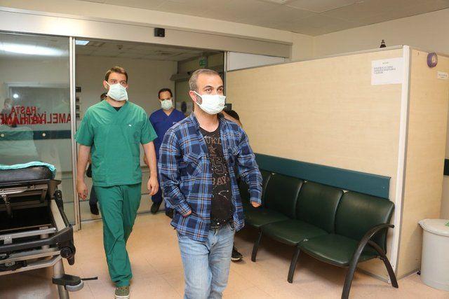 Türkiye'de çift kol nakli yapılan 5. hasta Ayılmazdır'ın, kollarını erken hissetmesi bekleniyor - Sayfa 2