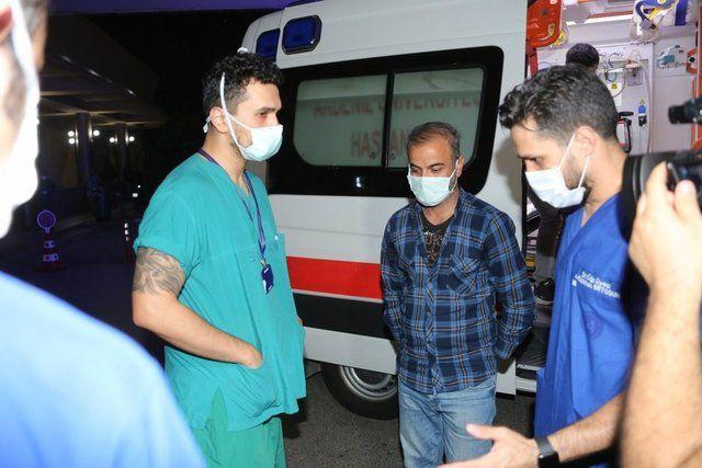 Türkiye'de çift kol nakli yapılan 5. hasta Ayılmazdır'ın, kollarını erken hissetmesi bekleniyor - Sayfa 3