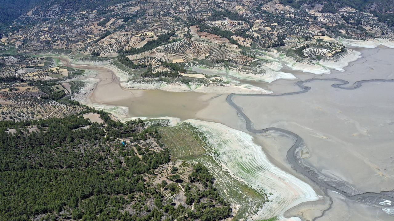 Arapapıştı Kanyonu'nda kuraklık: Nehirde sular çekildi - Sayfa 4