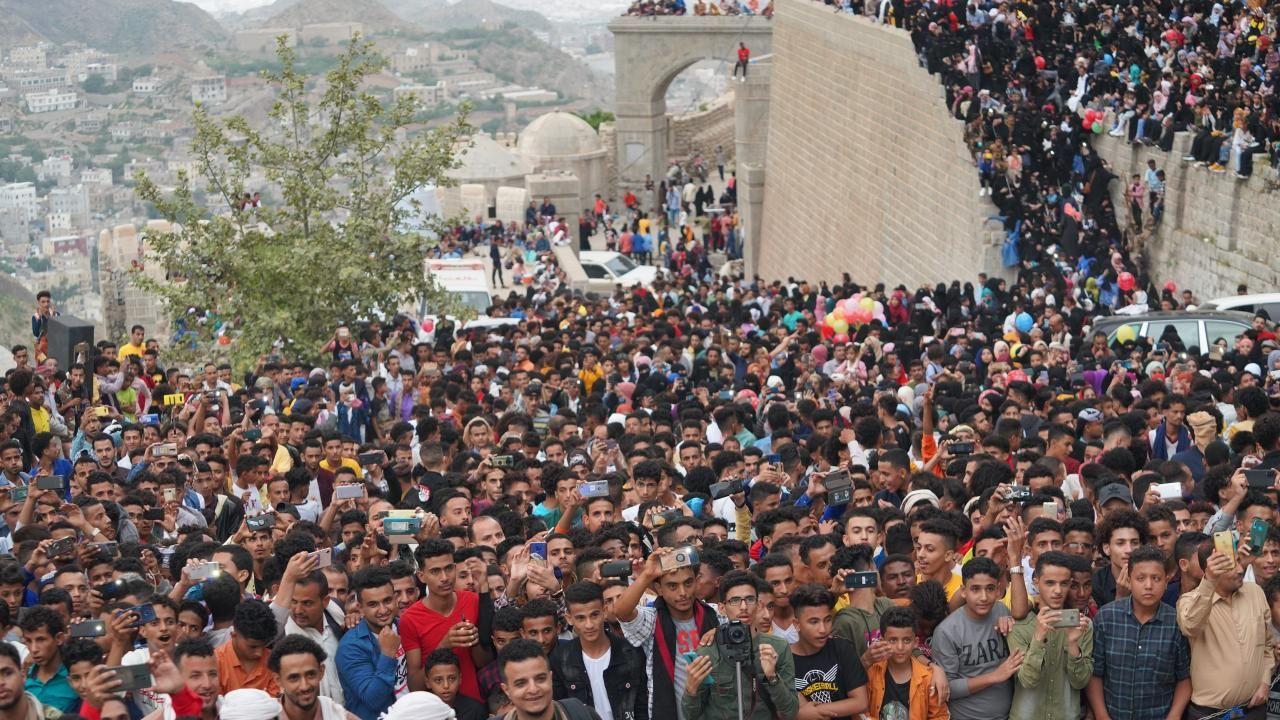 Yemen'deki Kahire Kalesi'nde Kurban Bayramı kutlaması - Sayfa 3