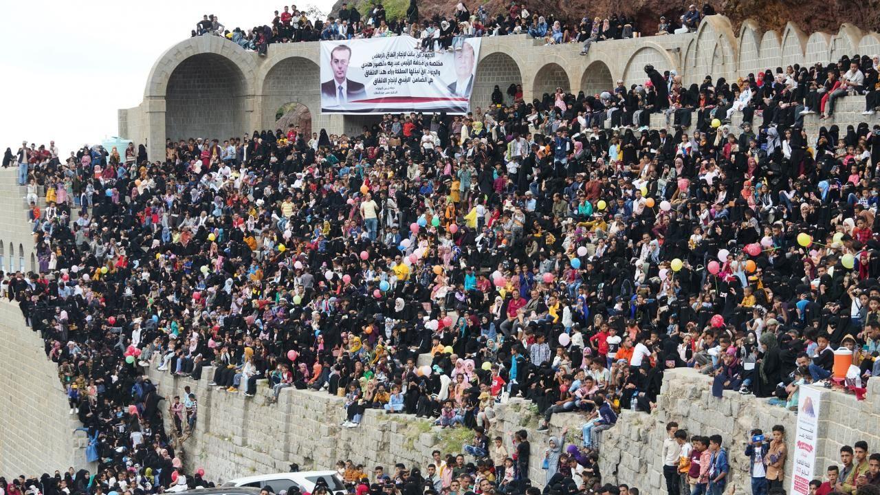 Yemen'deki Kahire Kalesi'nde Kurban Bayramı kutlaması - Sayfa 4