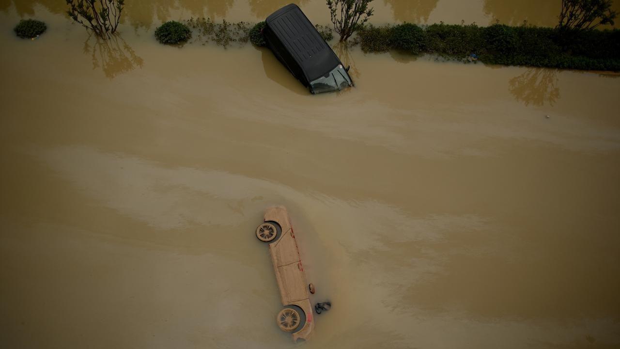 Çin'de sel felaketi: Can kaybı artıyor - Sayfa 1