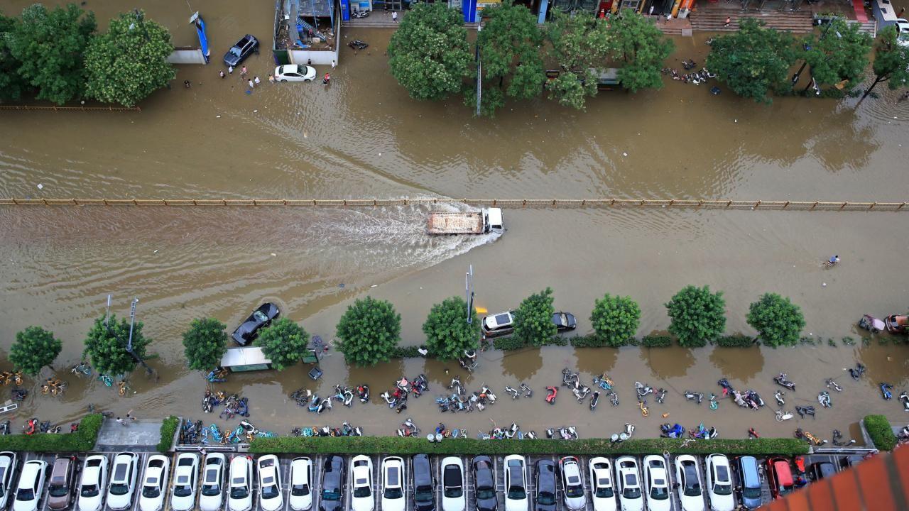Çin'de sel felaketi: Can kaybı artıyor - Sayfa 3