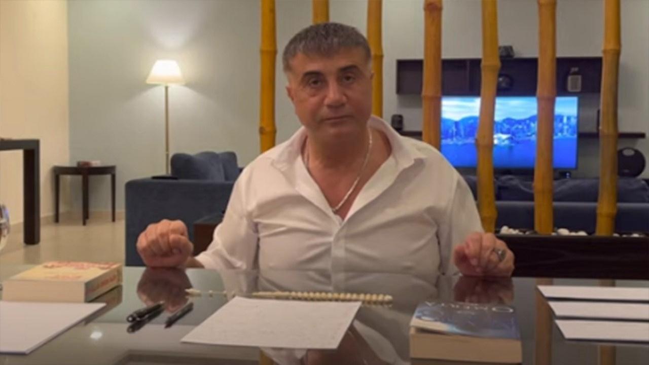 Sedat Peker, tarih verdi: Ümitcan Uygun'un nasıl tutuklanmadığını, sistemin nasıl çürüdüğünü kayıtlarla açıklayacağım