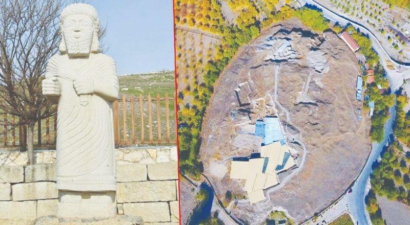 UNESCO mirası Arslantepe'ye ziyaretçi sayısı 10 kat arttı - Sayfa 1