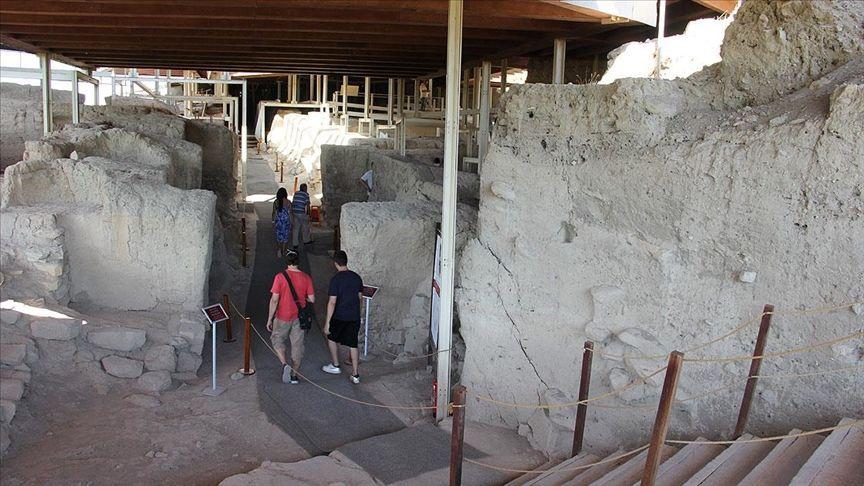 UNESCO mirası Arslantepe'ye ziyaretçi sayısı 10 kat arttı - Sayfa 4