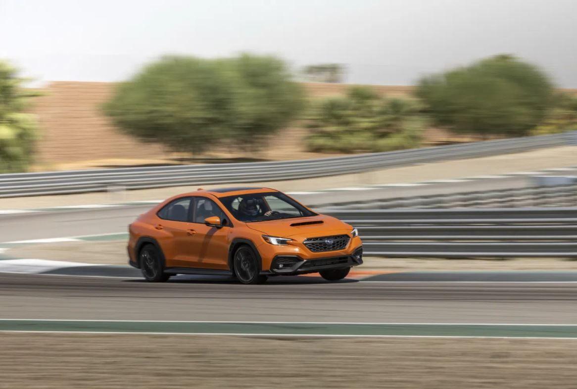 2022 model Subaru WRX tanıtıldı! - Sayfa 1
