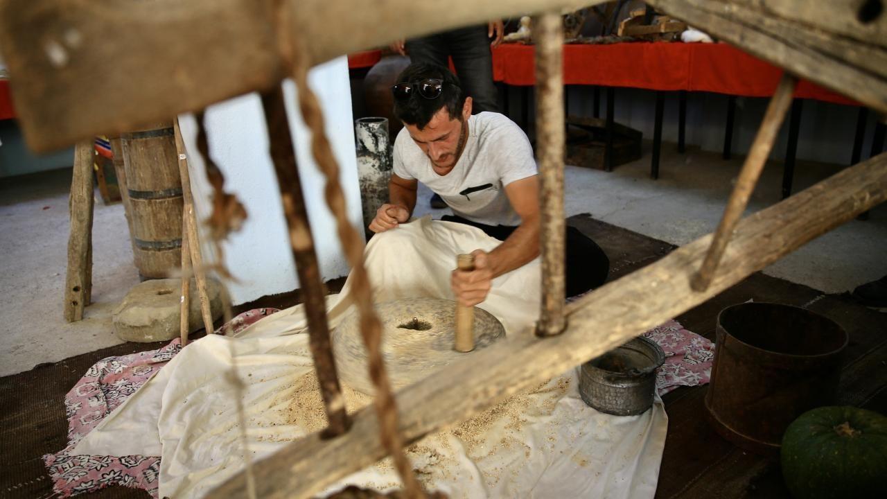 Sakarya'da köy yaşamını yansıtan müze ziyaretçilerini geçmişe götürüyor - Sayfa 1