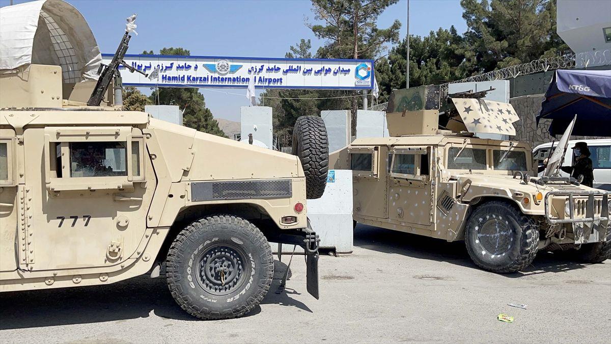 Taliban kontrolündeki Afganistan'a ilk uluslararası ticari uçuş yapıldı - Sayfa 1