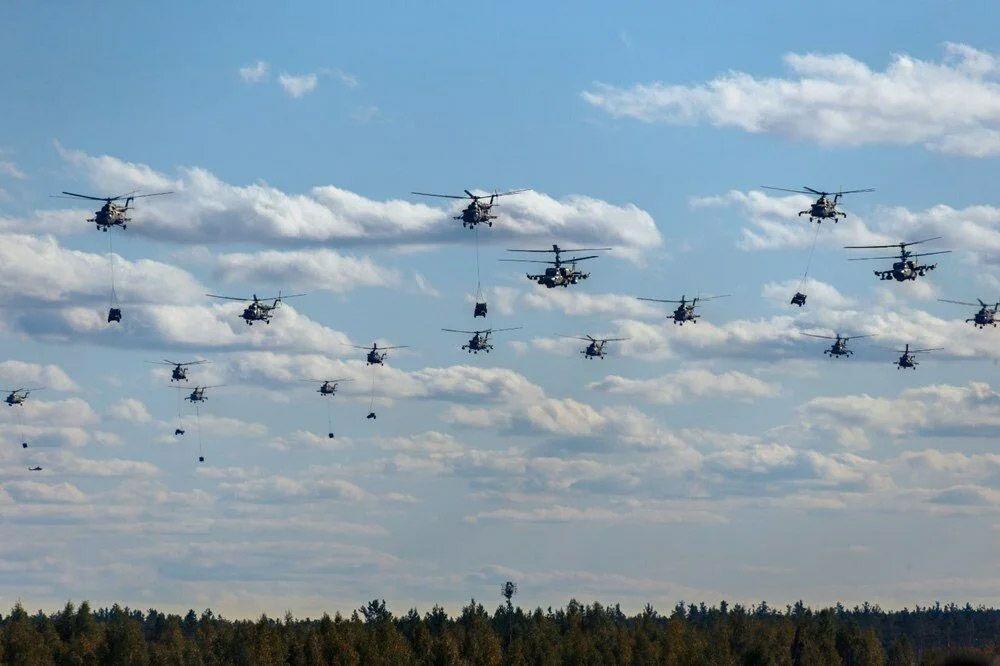 Rusya'dan dünyaya gözdağı: NATO'ya göstere göstere dev tatbikat - Sayfa 2