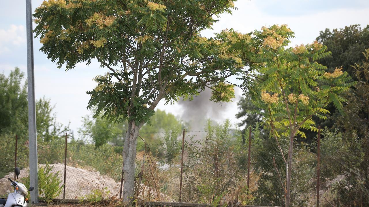 Arazide el bombası bulundu - Sayfa 4